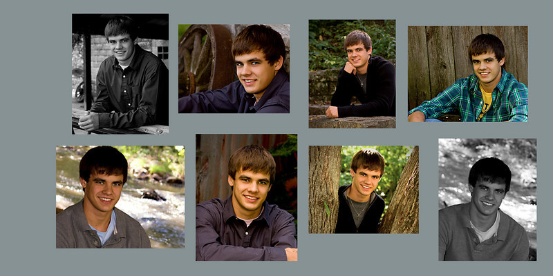 spence collage