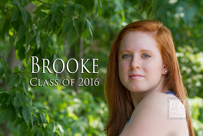 Brooke Class of 2016
