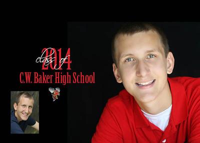 Nick Felong Grad Announcement 2