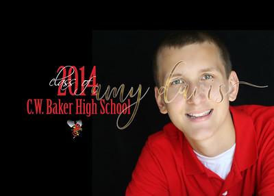 Nick Felong Grad Announcement