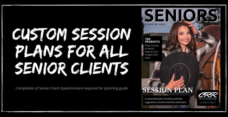 custom session plans for all senior clients