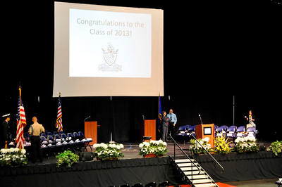 EDWARD C. REED GRADUATION 2013