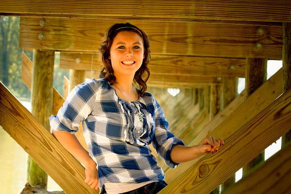 Kiara's Senior Pics