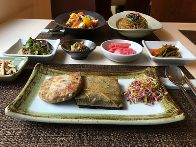 Dining June 2016