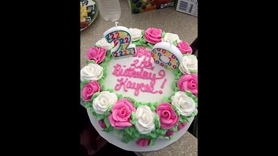 Kaycee's 20th Birthday Celebration @Mexico Beach - March 2018