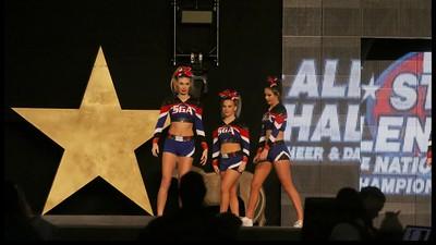 South Ga All Stars - Legacy SR 5 Battle Under Big Top - Atlanta, Ga  2016