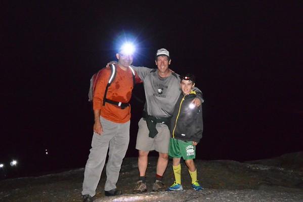 Dawn Climb 2015
