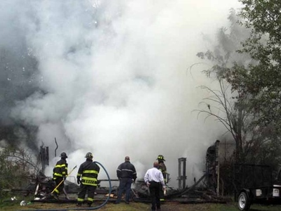 EAST UNION TOWNSHIP STRUCTURE FIRE 9-9-08