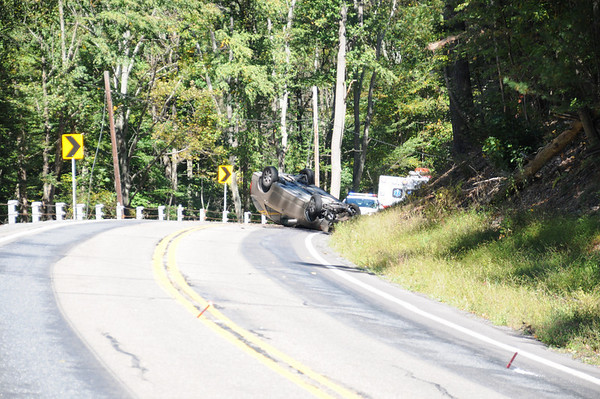 EAST UNION TOWNSHIP ROUTE 924 VEHICLE ACCIDENT 9-20-2010 PICTURES AND VIDEO BY COALREGIONFIRE