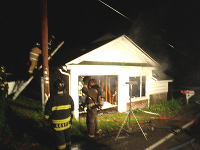 UNION TOWNSHIP VEHICLE ACCIDENT INVOLVING STRUCTURE FIRE 9-28-2010 PICTURES AND VIDEOS BY COALREGIONFIRE