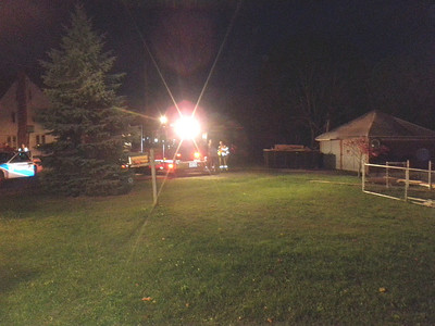 WEST MAHANOY TOWNSHIP HOUSE FIRE 9-23-2010 PICTURES BY COALREGIONFIRE