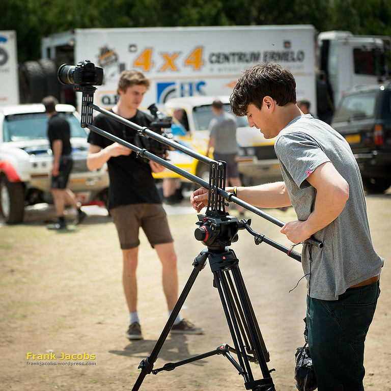 Wouter and Michiel are 2 videographers with an amazing talent for capturing moving objects.