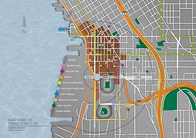 Gridiron Area Map
