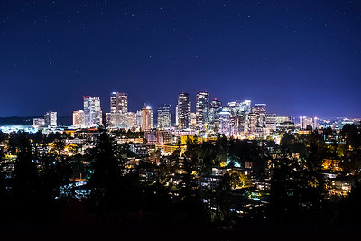 Downtown Bellevue, Washington