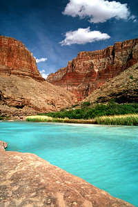 Little Colorado River, Grand Canyon, AZ