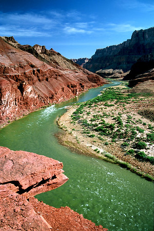 Colorado River, Grand Canyon, AZ
