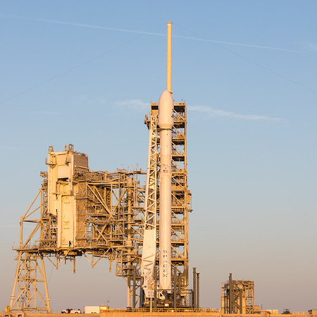 SES10 by SpaceX