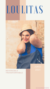 Rosa Foto Mujer Belleza Cuatro Diapositivas Historia de Instagram