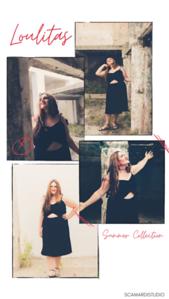 Blanco Gris Rojo Foto Mujer Vuelta a lo Básico Foto Garabatos Dibujados a Mano Historia de Instagram