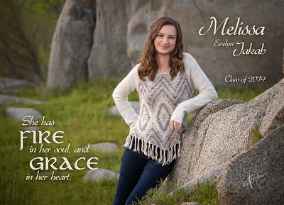 Melissa Card front final