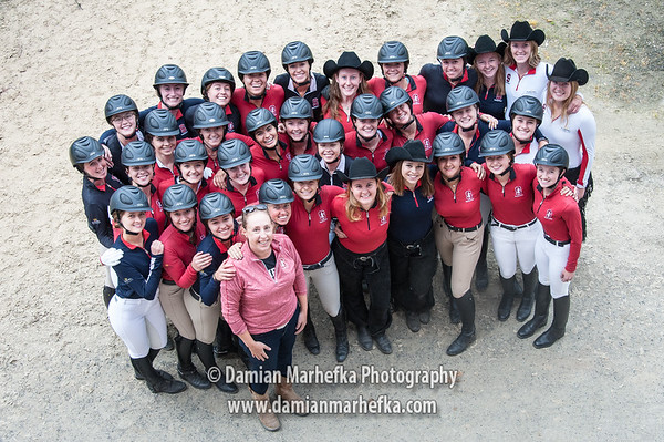 Good luck to the amazing athletes of @stanfordequestrian at IHSA Nationals this week!