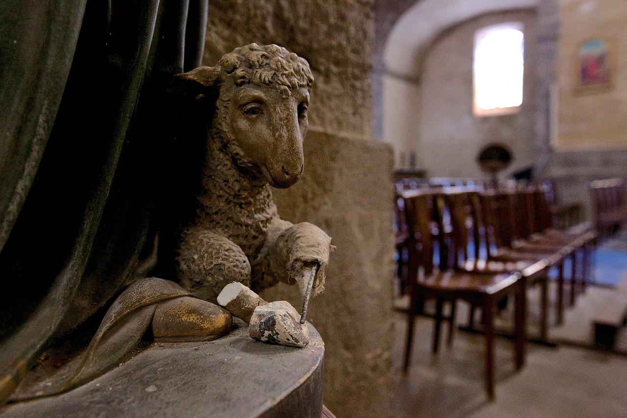 Broken Lamb