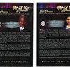 2015 HONOREES OF THE 11TH ANNUAL ONYX AWARDS<br /> <br /> PRESIDENT EDISON O. JACKSON OF BETHUNE COOKMAN UNIVERSITY & DR. ROSLYN ARTIS CLARK OF FLORIDA MEMORIAL UNIVERSITY.<br /> <br /> PLACE MOUSE ON RIGHT SIDE OF IMAGE & CLICK ON X2LARGE TO BE ABLE TO READ INFO.