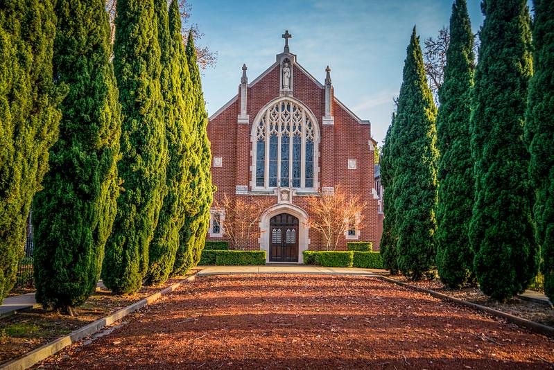 St Albert's Proiry Chapel