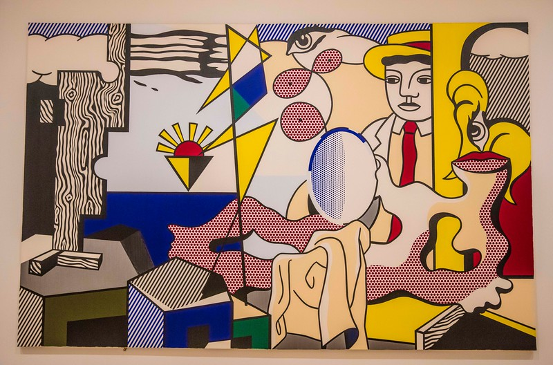 Roy Lichtenstein  moma