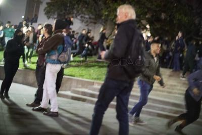 Berkeley Milo Protest