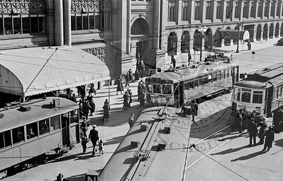 San Francisco Trams and Streetscars