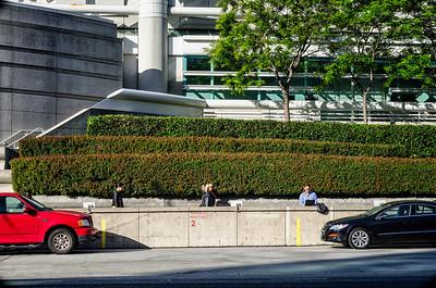 3rd St Pedestrians