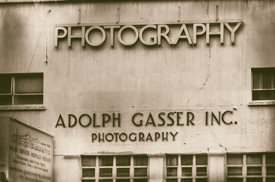 Adolph Gasser Inc. Photography