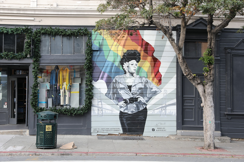 Street Art on 18th Street