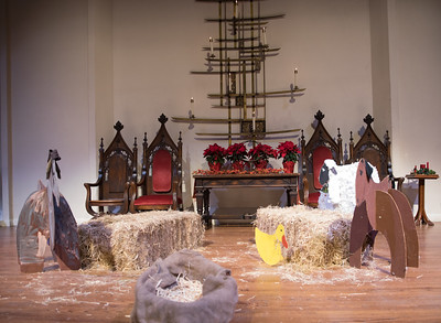 The Chancel as Stable