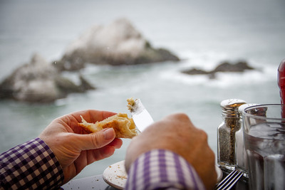 Popovers at the Cliff House