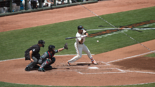 San Francisco at the Plate