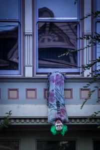 Hanging Around Castro Street