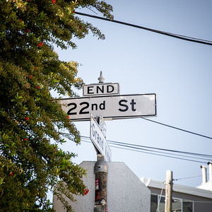 The End of 22nd Street