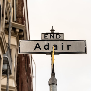 The End of Adair