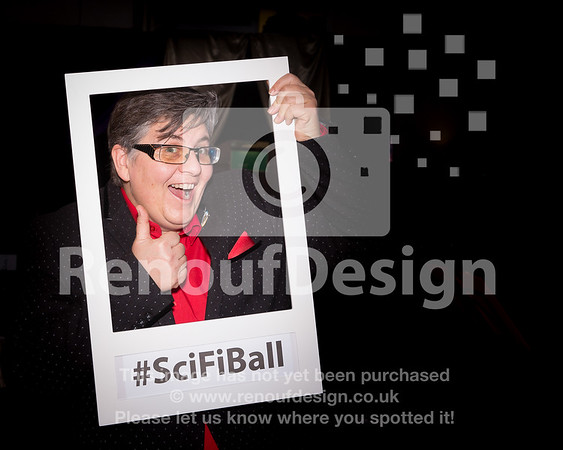001 - #SciFiBall