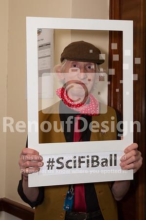 019 - #SciFiBall