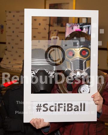 018 - #SciFiBall