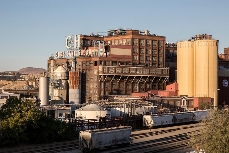 C&H Sugar Plant, Crockett, CA