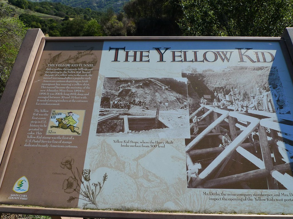 Info about the Yellow Kid Mine