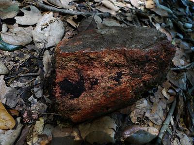 Cinnabar (mercury ore)