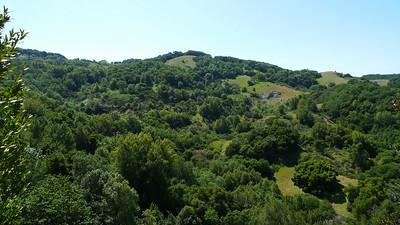 Near the April Mine
