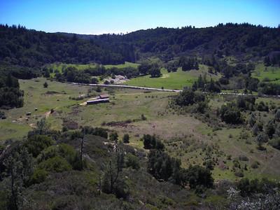 Meadow below Eagle Rock