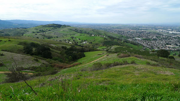 View from Coyote Peak