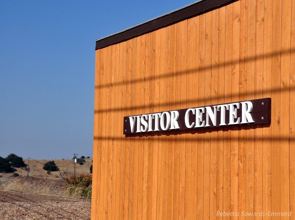 New (?) Visitor Center - I don't remember this from my last visit (which was, admittedly, several years ago)